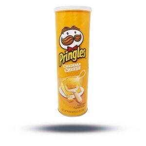 Pringles Cheddar Cheese USA