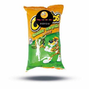 Chips Cheddar Jalapeño