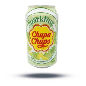 Chupa Chups Melon and Cream Flavour