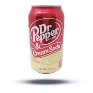 Dr Pepper Cream and Soda