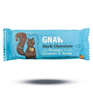 Gnaw Dark Chocolate with Orange