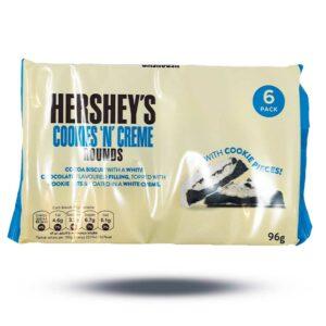 Hersheys Cookies 'n' Cream Rounds