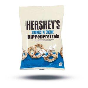 Hersheys Cookies n Creme Dipped Pretzel