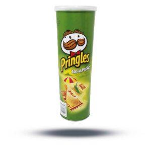 Pringles Jalapeño USA
