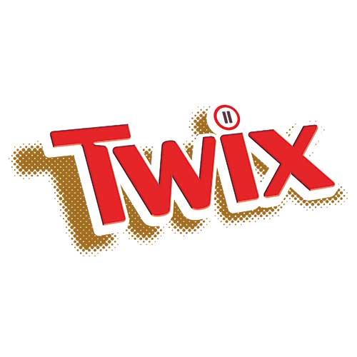 Amerikanische Süßigkeiten Twix