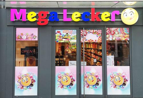 Mega Lecker Bergedorf Amerikansiche Süßigkeiten