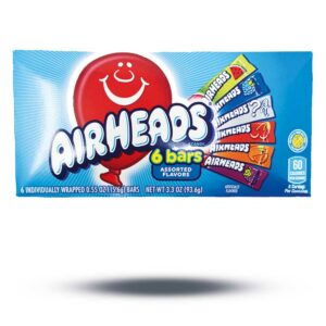Air Heads 6 Bars Box