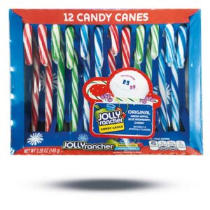 Jolly Rancher 12 Candy Canes
