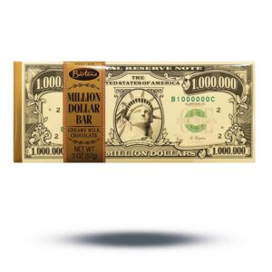 Bartons – Million Dollar Bar – Creamy Milk Chocolate Bar