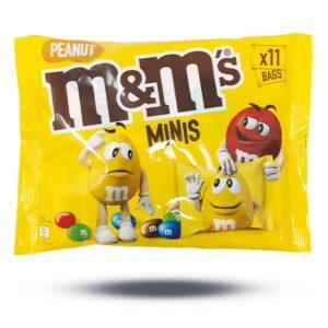 m&m´s Peanut Minis