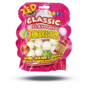 ZED Candy Classic Flavour Jawbreaker