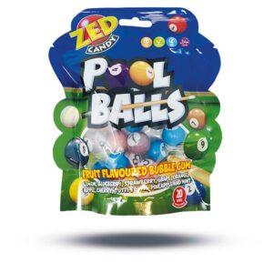 ZED Candy Pool Balls