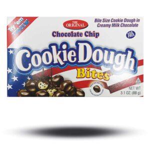 Cookie Dough Chocolate Chip Bites
