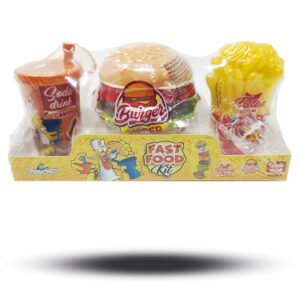Funny Candy Fast Food Kit