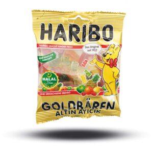 Haribo Goldbären Halal
