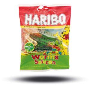 Haribo Worms Solucan