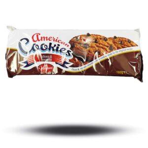 American Cookies Choco & Coconut