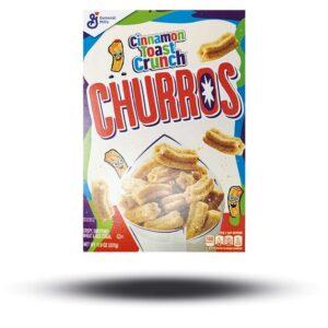 Churros Cinnamon Toast Crunch