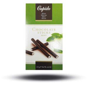 Cupido Chocolate Sticks Mint