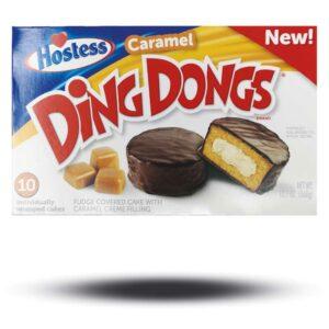 Hostess Caramel Ding Dongs