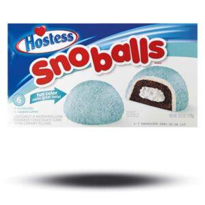 Hostess Snoballs blue